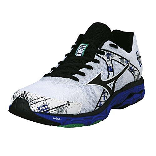 Wave À Chaussure Pied White Mizuno Course 10 De Inspire dOnYwZ