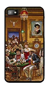 Cowboy Saloon - Case for BlackBerry Z10