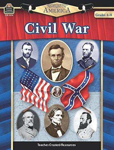 spotlight on america civil war - 1