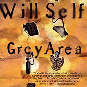 Grey Area Audiobook