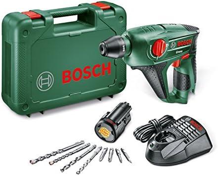 Bosch Home and Garden 0 603 984 007 Herramienta multifuncional, 21.6 W, 10.8 V, Negro, Verde: Amazon.es: Bricolaje y herramientas