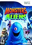 Monsters vs. Aliens - Nintendo Wii by Activision