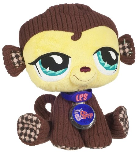 (Hasbro Littlest Pet Shop VIP Monkey)