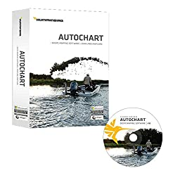 Humminbird Autochart Pc Software W/ Zero Line