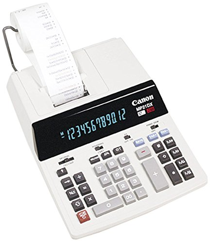 Canon Office Products MP21DX Business Calculator by Canon