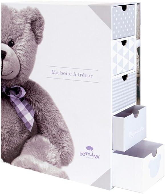 barbacado Coffret de nacimiento bebé Luxe regalo caja recuerdos caja recuerdos Bebé Caja Joyero con bebé regalo nacimiento de Luxe: Amazon.es: Bebé
