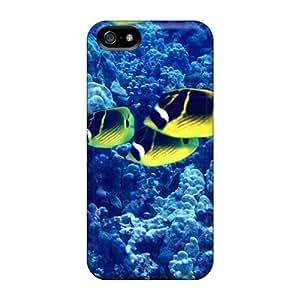 New Iphone 5/5s Case Cover Casing(tropical Reef) wangjiang maoyi
