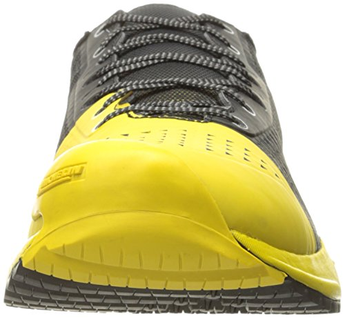 Under Armour Horizon KTV Trail Laufschuhe - AW17 Black/Zeppelin Yellow/Graphite