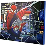 Marvel Spider-Man LED Canvas Wall Art