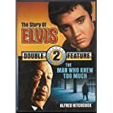 The Story of Elvis & The Man Who Knew Too Much Double Feature DVD