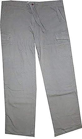 Pantalón Pantalón cargo Hombre forrado de Eddie Bauer - algodón ...