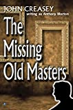 Front cover for the book The Baron and the missing old masters by John Creasey