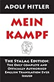 Image of Mein Kampf: The Stalag Edition: The Only Complete and Officially Authorised English Translation Ever Issued