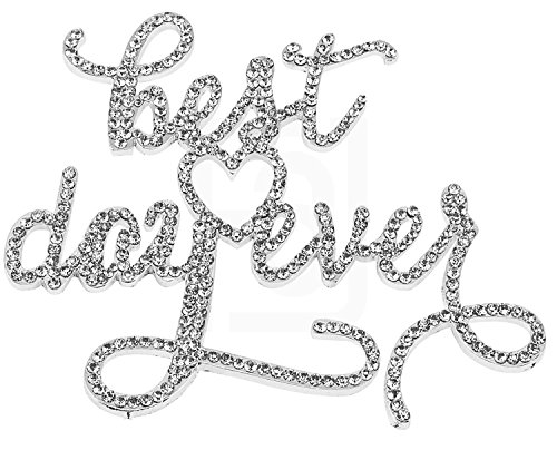 best-day-ever-marriage-wedding-vow-and-anniversary-cake-topper-crystal-rhinestones-on-silver-metal-p