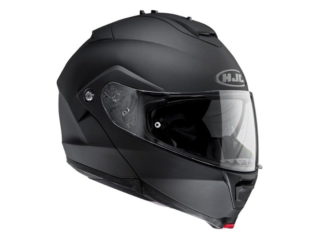 HJC 115631XL Casco Moto, Nero Opaco, XL 1247_17702