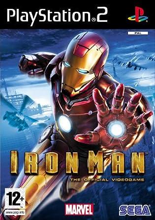 SEGA Iron Man, PS2 - Juego (PS2, PlayStation 2, Acción / Aventura, T (Teen)): Amazon.es: Videojuegos