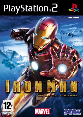 Iron Man - PlayStation 2 (Battlefield 3 Ps2)