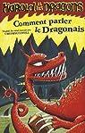 Harold et les dragons, tome 3 : Comment parler le dragonais par Cowell