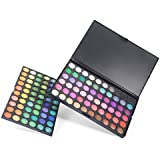 iLoveCos 120 Colours Eyeshadow Eye Shadow Palette Makeup Kit Set Make Up Professional Box