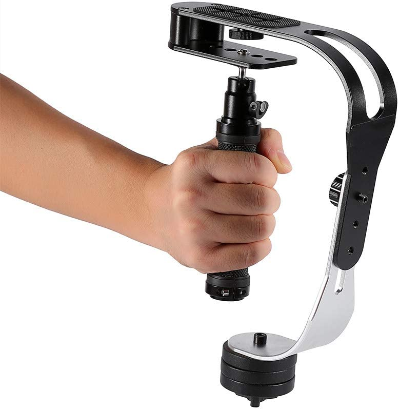 Zoternen PRO Handheld Steadycam Video Stabilizer for Digital Camera Camcorder DV DSLR SLR Any Camera up to 2.1 lbs
