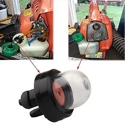 10x Air Purge Snap In Primer Bulb Pump Replace Husqvarna 345 346 350 # 503936601