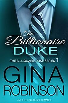 Billionaire Duke City Romance Book ebook product image