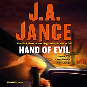 Hand of Evil Audiobook
