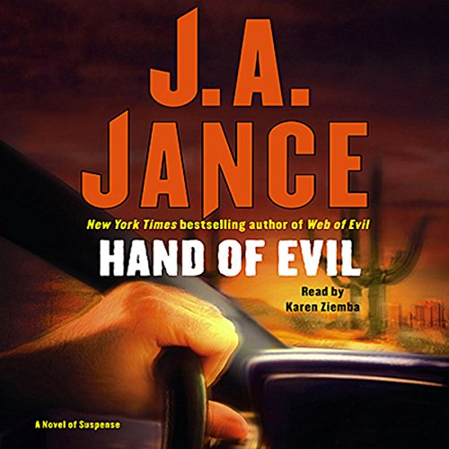 Hand of Evil Audiobook [Free Download by Trial] thumbnail