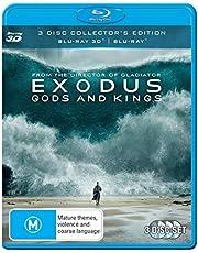 Exodus: Gods And Kings [3 Disc] (Blu-ray)