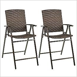 Stratford Wicker Folding Balcony Chair (Set Of 2): 0746114434033:  Amazon.com: Books