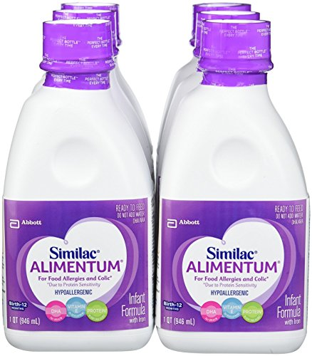 Similac Alimentum Hypoallergenic Formula With Iron Dha