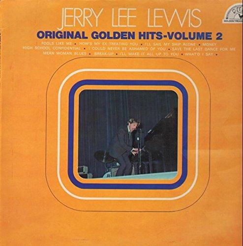 Jerry Lee Lewis|Original Golden Hits-Volume 1|LP|Vinyl Record (6126)