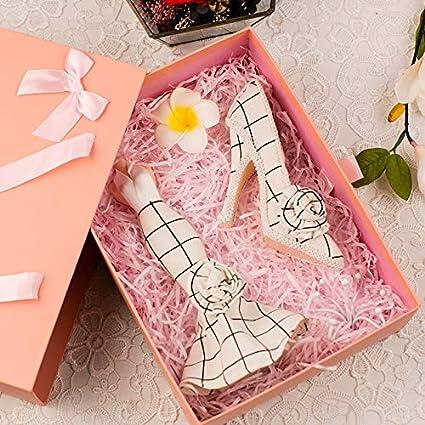 JWLW Regalo de cumpleaños Chica novias DIY Coreano vibrato ...