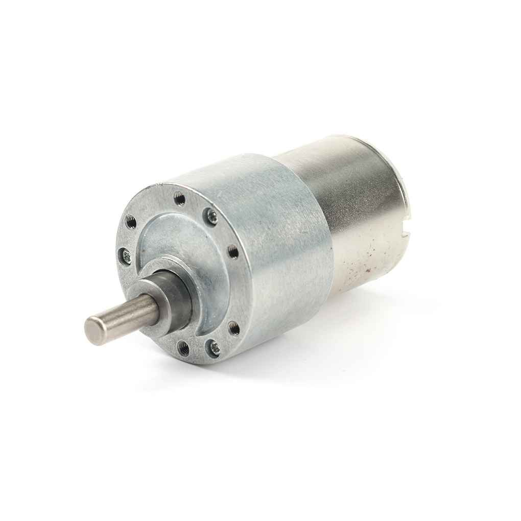 LEVEL 37GB350 DC12V High Torque 8RPM/30RPM/70RPM/100RPM/200RPM Metal Gear Box Reduction Motor Electric for DIY Cars Toys