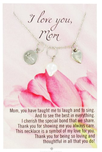 Zorbitz Necklace Meaningful Poem Love