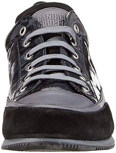 Candice Donna nero Cooper Schwarz Sneaker 000 Apache RrRqZ