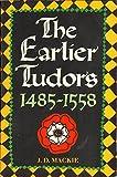 The Earlier Tudors, 1485-1558 9780192852922