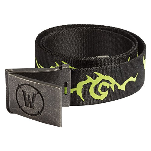 JINX World of Warcraft: Legion Logo Belt