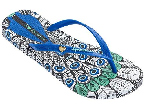 Ipanema Multicolore Multicolore Size blau 23677 82366 Donna One Infradito qqwxgz6v