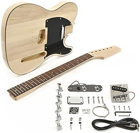 Juego de Montaje de Guitarra Electrica Knoxville: Amazon.es ...