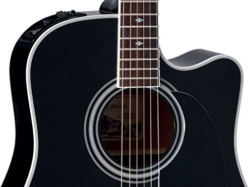 Takamine EF341SC - Guitarra electro acústica dreadnought serie ...
