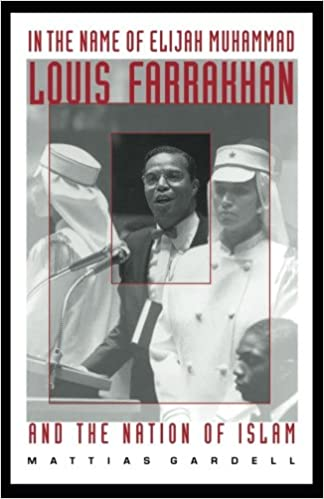 Art Print POSTER Louis Farrakhan Giving Speech