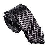 Tie - Sequin - Black