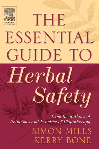 The Essential Guide to Herbal Safety (Herbal Guide)