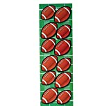 0.75''-1'' FOOTBALL STICKERS, Case of 1440