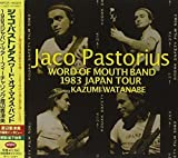 Word of Mouth Band 1983 Japan Tour by Jaco Pastorius (2012-07-25)