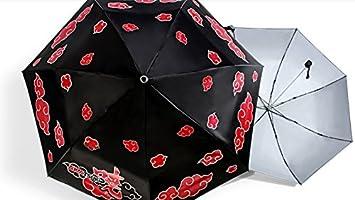 Anime Cosplay Naruto Kreativ Karikatur Sonnenschirme Regenschirm