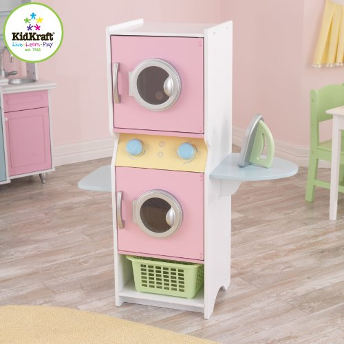 51NXwGvH1tL - KidKraft Laundry Playset