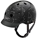 Nutcase - Patterned Street Bike Helmet for Adults, Constellations, Large