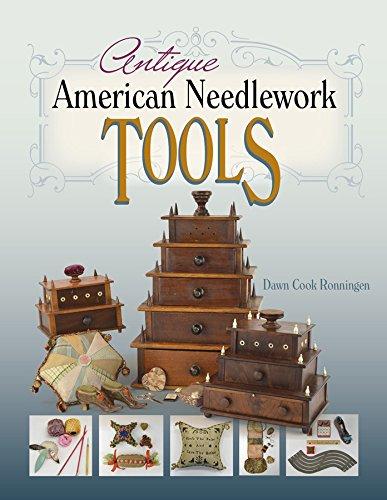 Antique Needlework - Antique American Needlework Tools